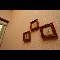 イメージ◆館内全体に優しい雰囲気が広がっています