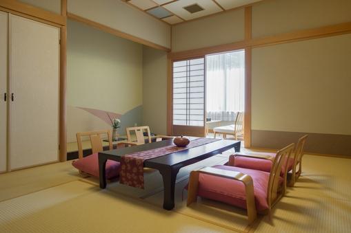 【本館】展望風呂付き特別室