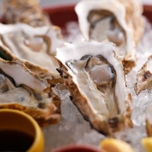 【追加料理】牡蠣(冬季) ※イメージ