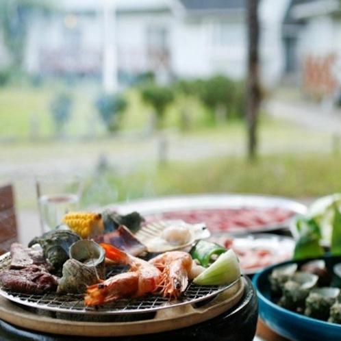 海鮮BBQ(夏季) ※イメージ