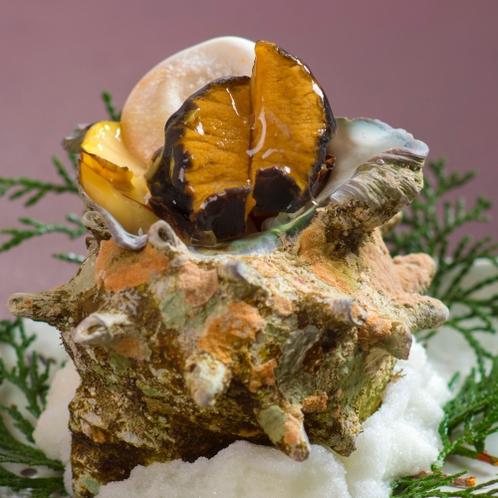 【追加料理】栄螺の壺焼き ※イメージ
