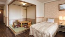 【和洋室】広さ40平米で4.5畳和室付き