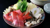 【伊豆産地金目と旬の素材の海鮮鍋】脂が乗った金目鯛と海鮮のあったかお鍋 ※イメージ