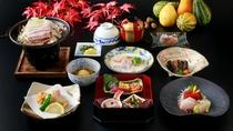 【スタンダード】鮮魚のお刺身と旬の料理に舌鼓 ※2020秋料理イメージ