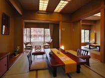 客室の一例 瀬戸浜(103)10帖+4.5帖一例
