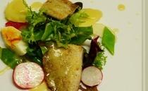 秋刀魚のニース風サラダ