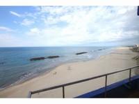 【海宿で過ごす日帰りプラン】【個室ランチ&入浴&休憩付!】心身解放!海辺散歩で充電時間を♪