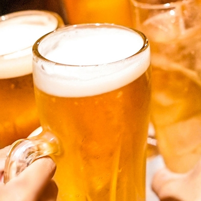 【アルコール飲み放題付き】しゃぶしゃぶバイキングプラン<1泊2食付き>