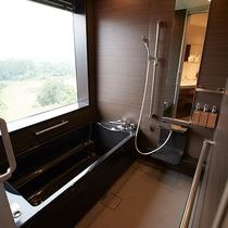 デラックスルーム浴室
