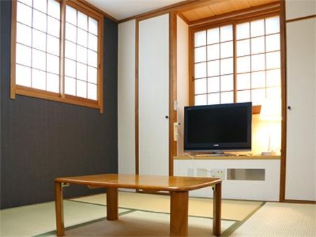 ◇和室◇6畳◇禁煙【全室Wi-Fi接続無料】