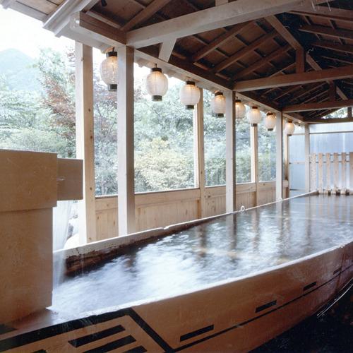 屋形船風呂