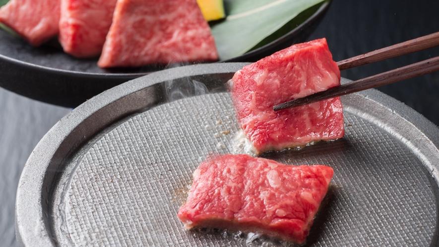 ■栃木県産和牛-基本会席-■