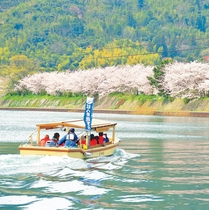 萩八景遊覧船