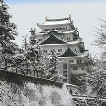 名古屋城(冬)