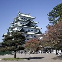 名古屋城(秋)