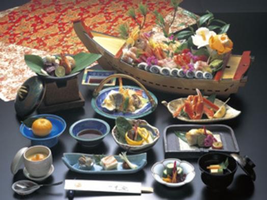 【秋冬旅セール】さざえ漁火&舟盛!!お刺身いっぱ〜いプラン