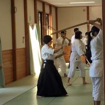 【アクティビティ】 多目的ホール 武道のお稽古やレク、ダンスレッスンなど用途多様