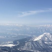【よませ温泉スキー場】 信州中野ICより15分♪高社山のスキーシーズンは12月下旬~3月下旬まで☆