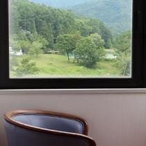 ご滞在して天然温泉と、よませの高原ののどかな風景をごゆっくりお楽しみくださいませ。