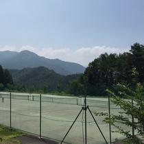 【アクティビティ】 テニス よませテニスコートは51面♪(OPEN春~秋)