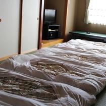 全室60室のうち和室は15室(14畳23㎡)小さなお子様とご一緒のご家族様やグループ様にお勧めです。