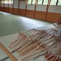 【アクティビティ】 多目的ホール 武道のお稽古やレク、ダンスのレッスンなど様々な用途に♪