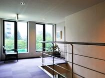【廊下】客室につながる廊下