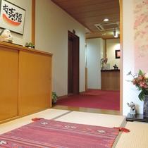 *【玄関】自分のお家のように、ゆっくりとお寛ぎいただけると幸いです。