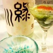郷土料理コース 夏前菜