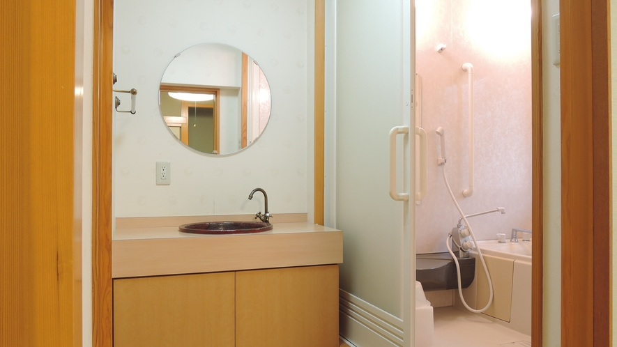 *【部屋】萩の間 バス・トイレ別の人気のお部屋です