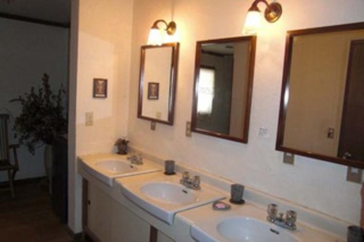 洗面所1階