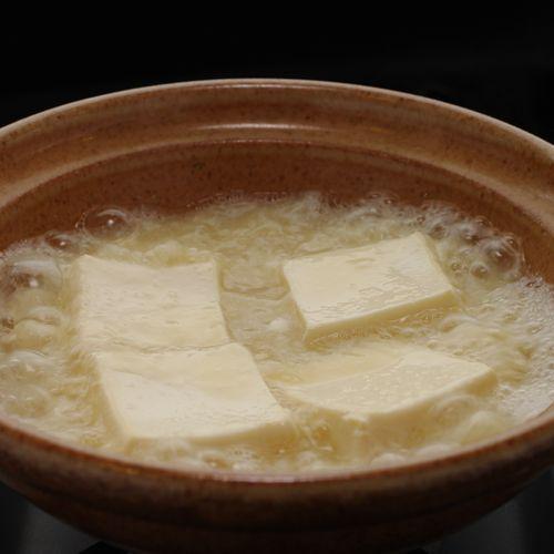 とろとろ豆腐鍋