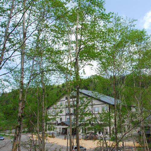 湧駒荘(夏)