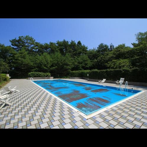 プール◇夏季限定でオープンします!