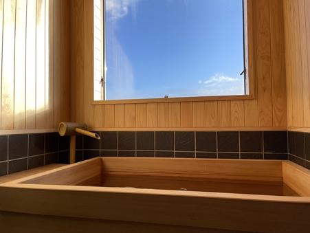【21年1月NEW】猪苗代湖を望む展望ひのき風呂 別館ダブル