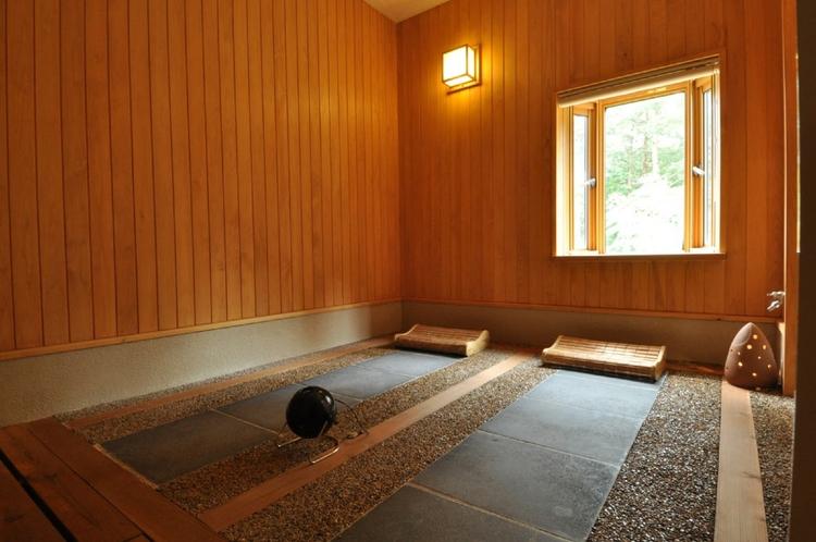 【岩盤浴】気持ちの良い汗がかけます♪(有料:2000円税別/人)