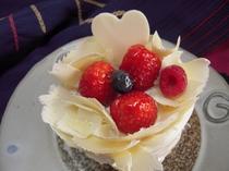 ホワイトデイケーキ アップ