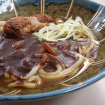 ◆上田カリーうどん 夕食レストラン<花々亭>メニュー