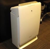 ◆空気清浄機(加湿器付)