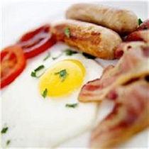 朝食バイキングメニュー