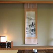 和室【55平米】インテリアイメージ