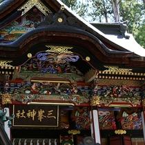 三峯神社:関東最強のパワースポット