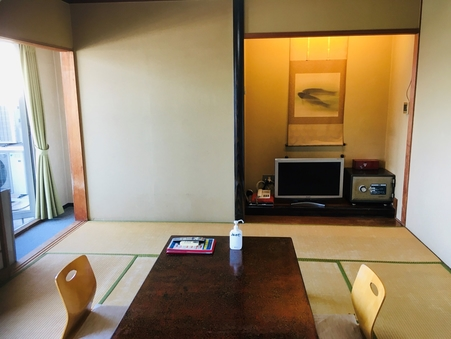■〜海一望〜和室10畳■