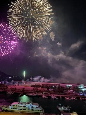 【楽天限定】熱海海上花火大会をお部屋から間近に見る素泊まりプラン