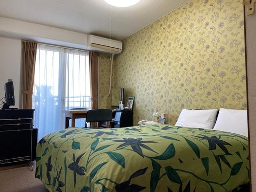 【熱海港前オーシャンビュー 絶景をお部屋から】 部屋指定 気軽に素泊まり 24までチェックインOK♪