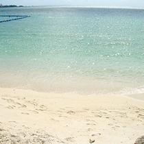 *【トロピカルビーチ】美しくキラメク海と戯れるひと時。
