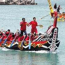 *【那覇ハーリー】海上での競漕とあわせて、陸では3日間を通じて多彩な催し物が。