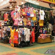 *【国際通り】沖縄の服装に着替えて観光したり。