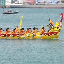 *【那覇ハーリー】漁の安全や豊漁を祈願する伝統行事