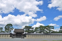 The Kyoto Imperial Place / 京都御所